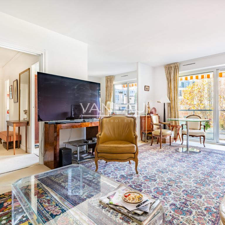 A vendre, Neuilly Mairie, appartement 70 m2, 3 pièces, 1 chambre